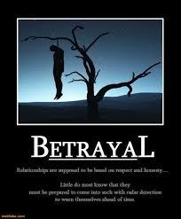demotivational poster betrayal