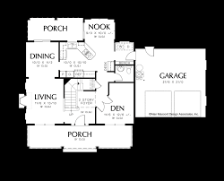 mascord house plan 2132h the mitchell