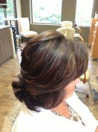 hair highlights and lowlights for older women haircolor soft highlights lowlights medium haircut haircuts