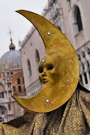moon mask venetian crescent moon mask masks venetian and symbols