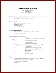 college graduate resume template resume for college student 2 simple college student resume