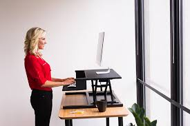 Ideal Standing Desk Height by Amazon Com Stand Up Desk Store Airrise Pro Height Adjustable