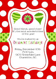 christmas party invitation template christmas party invitation wording reduxsquad