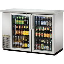 true 2 door glass cooler tbb 24 48g ld capital refrigeration