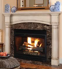Standard Fireplace Dimensions by Standard Size Fireplace Mantels