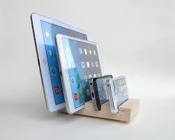 diy gadget charging station pictures