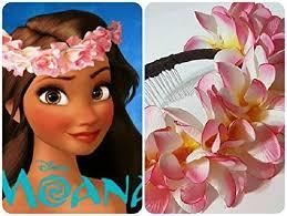 flower headband moana flower headband hawaiian plumeria flower