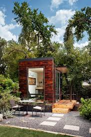 Apartment Backyard Ideas Backyard Playhouse In Garage And Shed Modern With Kid Friendly