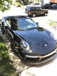 2017 black porsche 911 turbo 2017 911 turbo s cab black socal cpo rennlist porsche