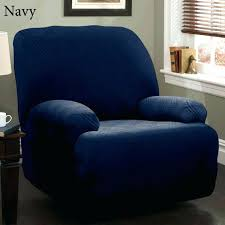 navy blue reclining sofa blue leather reclining sofa joomla planet