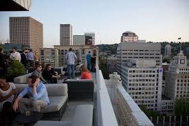 Top Ten Rooftop Bars Portland U0027s 10 Best Rooftop Bars Ranked By Their Views