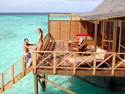 top honeymoon spots travelchannel com overwater bungalows