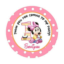 24 minnie mouse birthday theme pink images