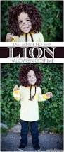 last minute boy halloween costume ideas easy no sew kids lion halloween costume a night owl blog