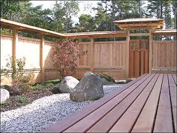 Asian Patio Design Ipe Deck With Deck Clip Fasteners For A Smooth Finish