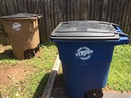 vernon officials post thanksgiving trash schedule vernon ct patch
