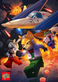 Star Fox Meme - lego starfox by westalbott on deviantart