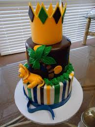 jungle baby shower cakes king of the jungle baby shower cake cakecentral cake ideas