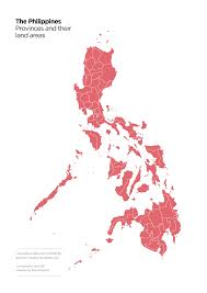 Map Gif Off The Map An Alternative Way Of Visualizing The Philippine