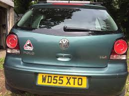 vw polo 1 4 diesel tdi manual 2006 3 door cam belt done as well