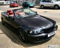 bmw 320ci convertible 2000 sports convertible 320 for sale in united kingdom