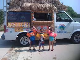 Tiki Hut Austin Tiki Hut Ice Cream Truck Ice Cream U0026 Frozen Yogurt Kill Devil