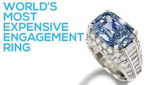 world s most expensive earrings most expensive engagement ring in the world