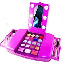 Little Girls Play Vanity Little Girls Make Up Set Kids Beauty Toy Vanity Set Young Girls
