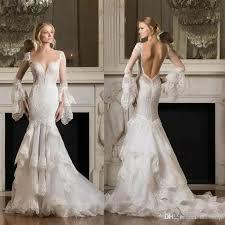 discount pnina tornai long sleeve wedding dresses 2017 pnina