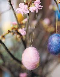 Easter Twig Tree Decorations by Handmade Easter Tree Decorations Offer Stunning Alternatives To