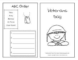 veterans day poems activities coloring pages for children kids