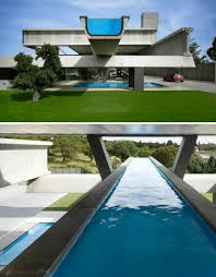 Cool Houses With Pools Invisible Edges 15 Death Defying Infinity Pool Designs Urbanist