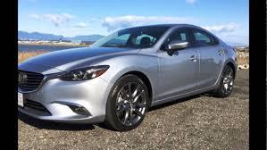 Mazda 6 Rating 2016 Mazda 6 Sonic Silver Youtube