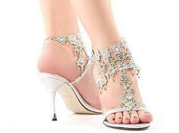 Bridal Shoes Newest Bridal Wear Shoes On Wedding Ceremony 2016 1 World