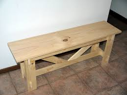 Wood Projects Pdf Free by Ana White Large Rustic Bench Diy Projects