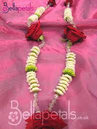 flower garlands for indian weddings bellapetals co uk indian asian wedding garlands