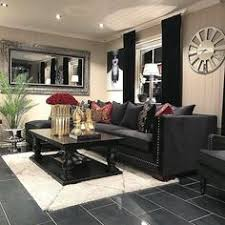 Black Furniture Living Room How To Decorate A Living Room With A Black Leather Sofa Black