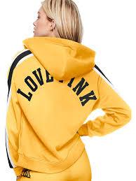 classic hoodie pink victoria u0027s secret