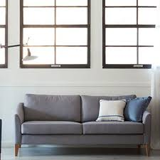 wooden sofa feet furniture factory in dongguan three simple fabric sofa pastoral