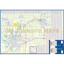 joplin mo map springfield joplin missouri map gm johnson maps