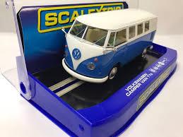 volkswagen bus 2016 price scalextric c3395 vw volkswagen bus camper van type 1b 1 32 slot