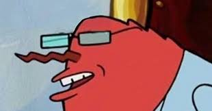 Mr Krabs Meme - mr krabs as hannibal buress can never be unseen huffpost