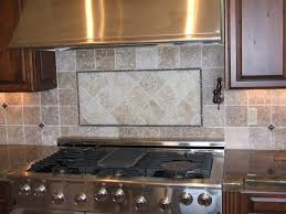 Tile Backsplash Ideas Kitchen Kitchen 35 Grey Tile Backsplash Brown Wood Wall Shelves Electric