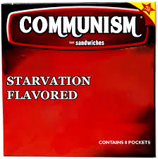 Memes Hot - communism brand sandwiches starvation flavored hot pockets