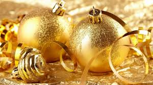 Gold Glitter Christmas Decorations by Download Wallpaper 1920x1080 Christmas Decorations Gold Glitter