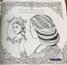snow white coloring book krolewna sniezka magia kolorowania the magic of snow white