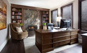Office 25 Luxury Home Office Design Pictures Ideas Leather