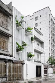 6789 danstudio façade white architecture pinterest
