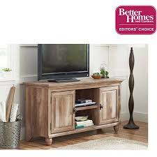 better homes and gardens crossmill coffee table amazon com better homes and gardens crossmill collection tv stand