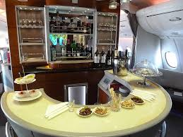 Emirates Airbus A380 Interior Business Class Emirates Downgrades A380 To Two Class